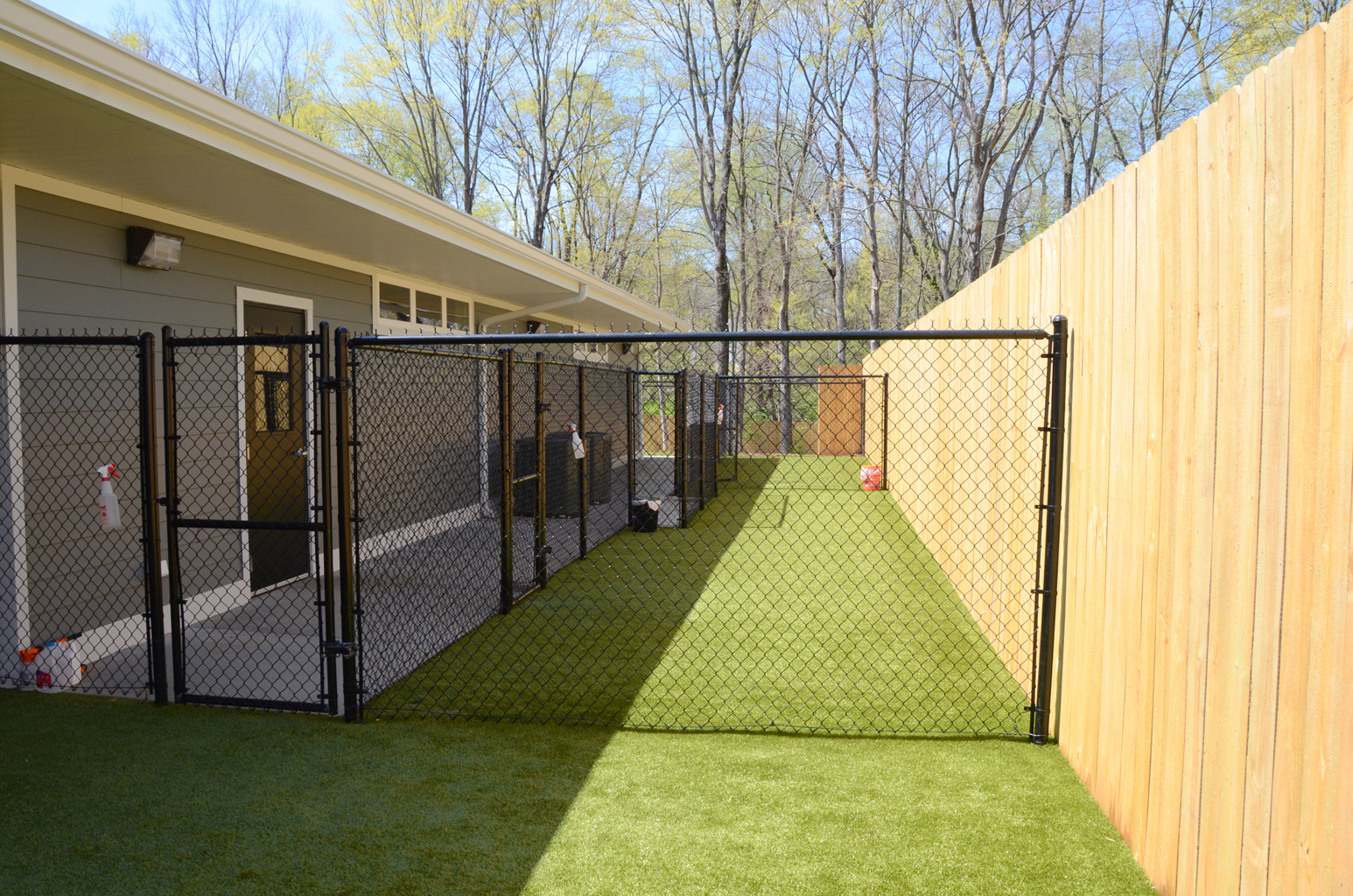 Boarding For Dogs At The Pet Station Country Club The